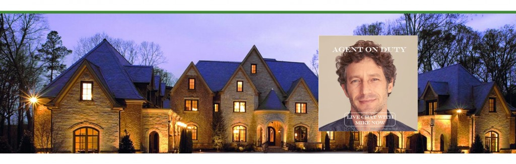 agent on duty website mock up - large photo male