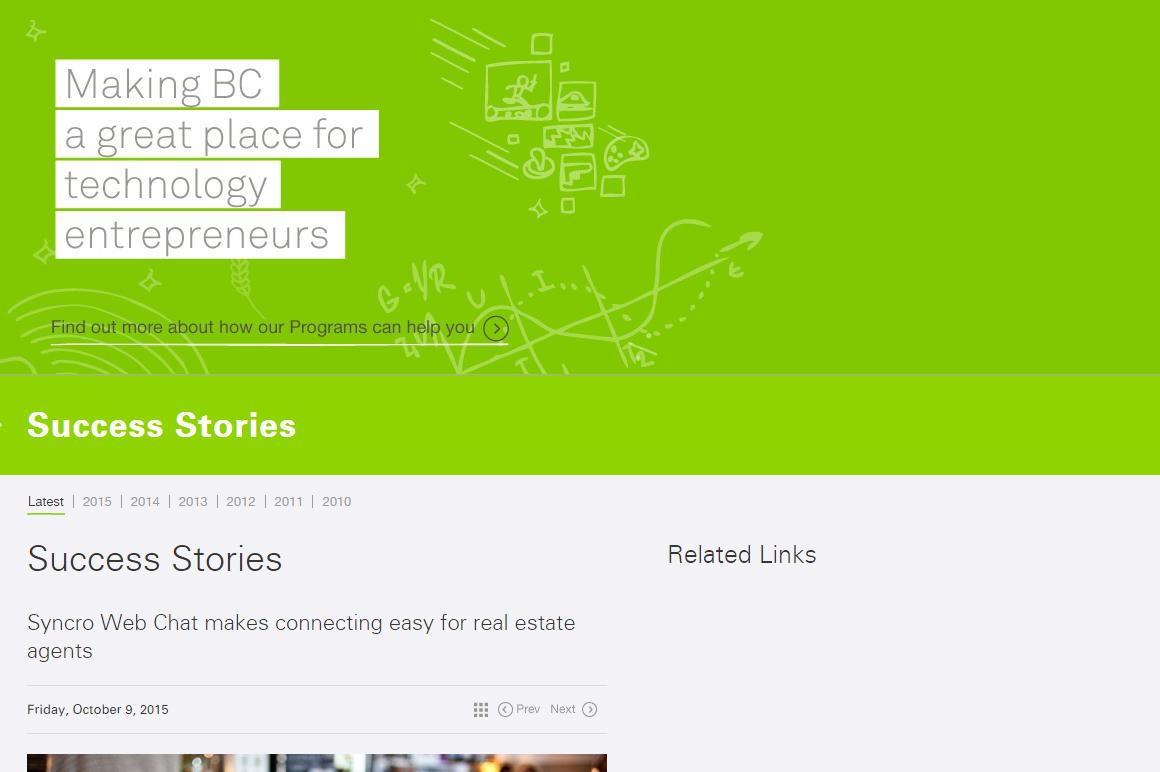 BCIC Success Story