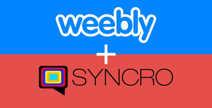 Live chat software for Weebly – Installation Instructions