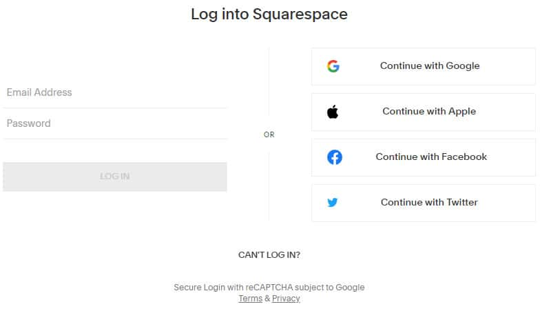 live chat software for squarespace